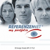 Referenzennet - Logotype